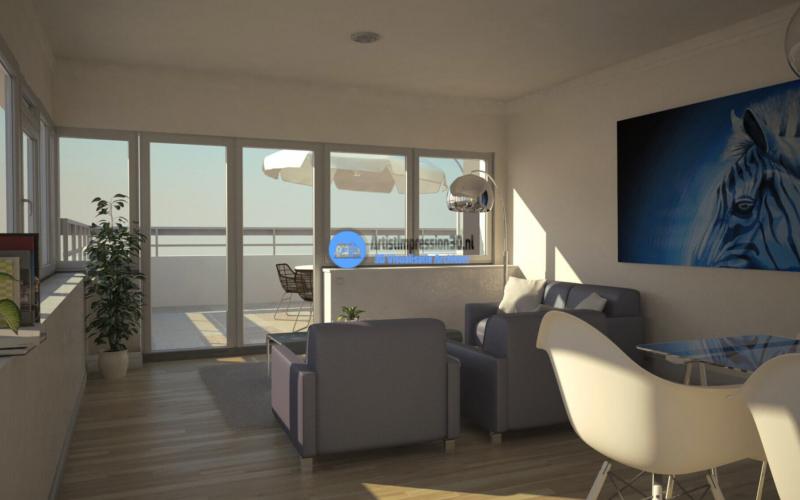 3D Interieur Renders