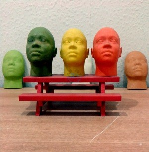 Miniature_human_face_models_made_through_3D_Printing_(Rapid_Prototyping)-300x306