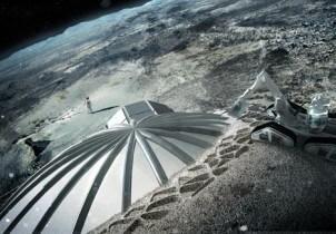 Huizen Bouwen Op De Maan Met 3D Printers Kan Het!