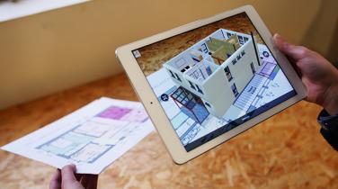 Geef Uw Architectuur Visualisatie Impact Met Augmented Reality!