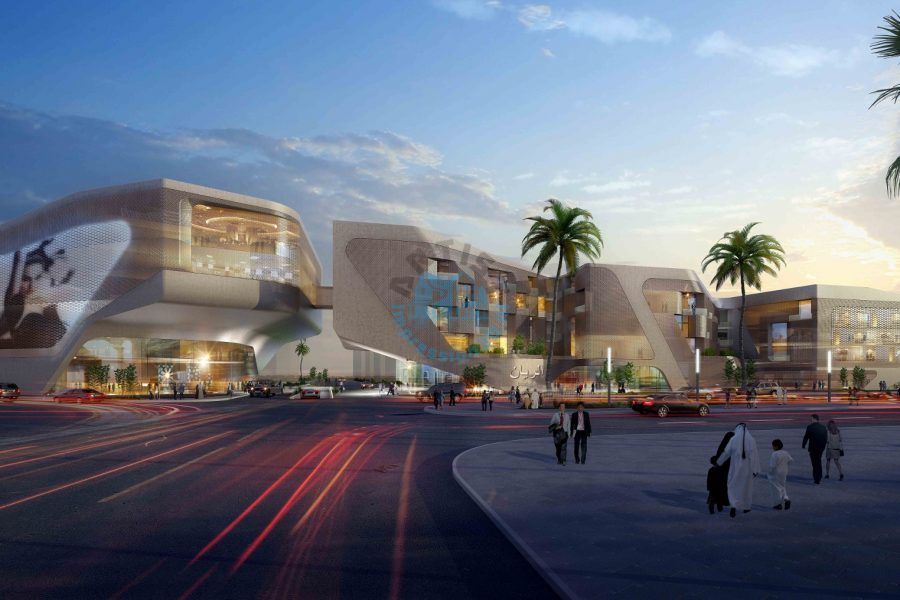 Dubai Artist Impression Project