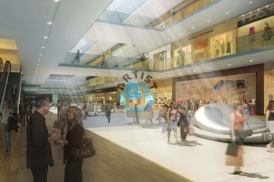 Artist Impression Dubai Project