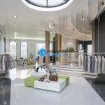 3D Visualisaties Winkeldpand in Amsterdam Recent Opgeleverd