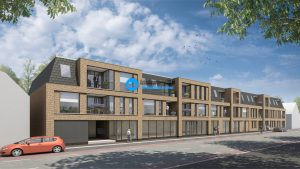 Artist Impression Project in Roosendaal